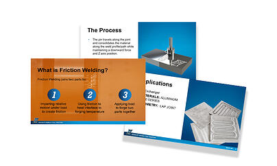 A sneak preview of our guide on friction welding for electric vehicles.